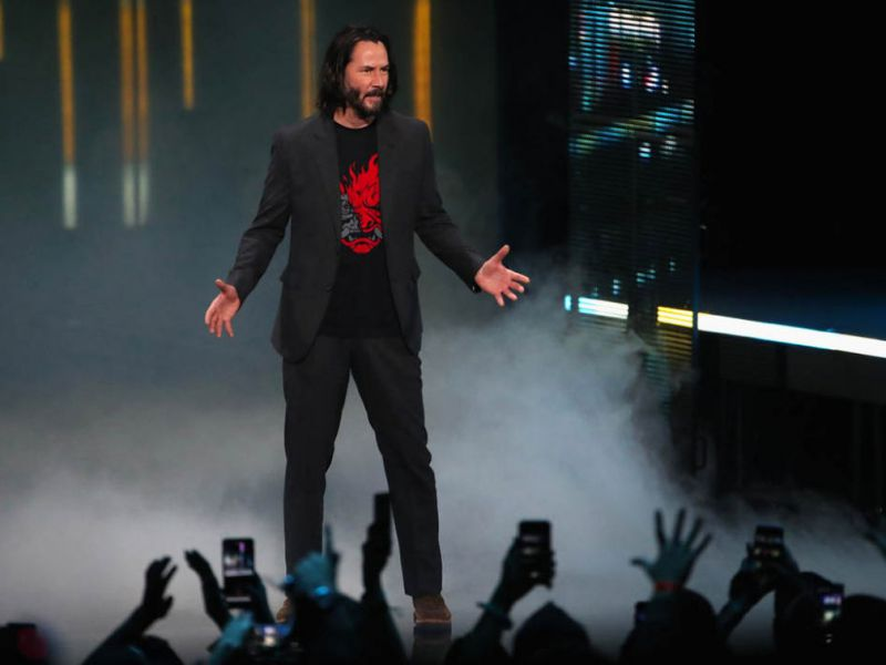 Cyberpunk 2077: lanciata la petizione per un Trofeo/Obiettivo dedicato a Keanu Reeves
