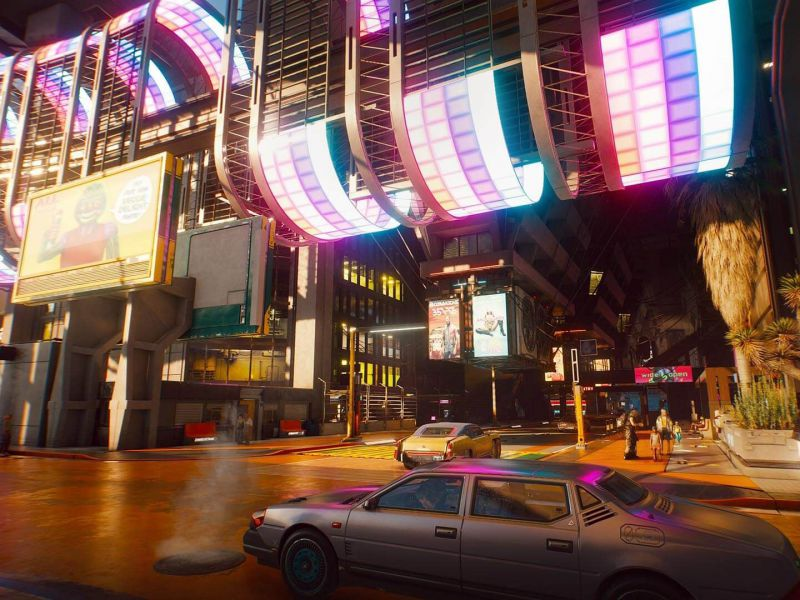 Cyberpunk 2077 and the thousand lights of Night City: a warning from those suffering from seizures