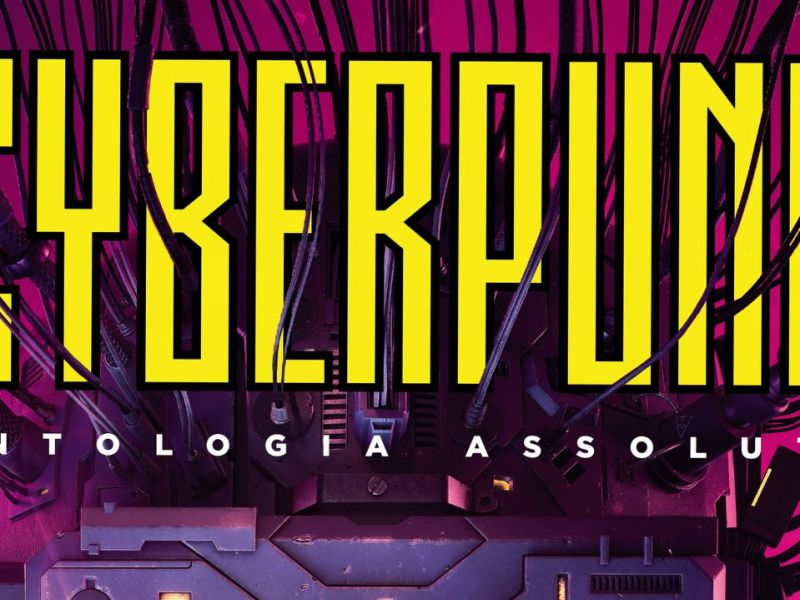 Cyberpunk 2077 is not enough for you? The Absolute Anthology comes out on February 9, there is also Neuromancer