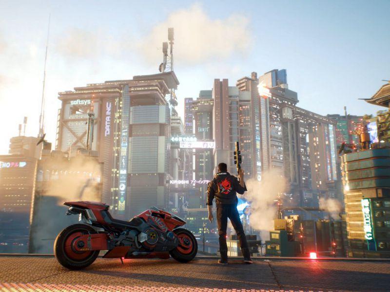 Cyberpunk 2077 su PC: bonus speciali per chi lo acquista su Steam