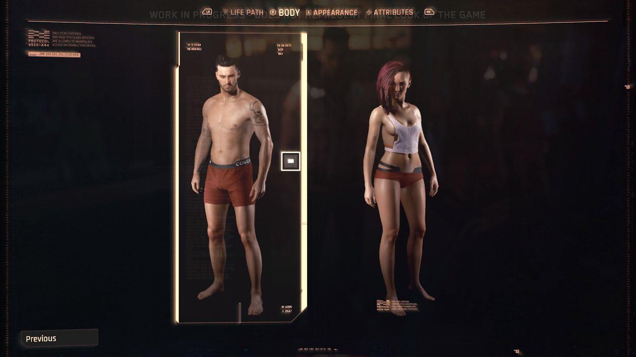 cyberpunk 2077 romance genere personalizzazione gioco cd projekt v10 399360 1280x720 - Cyberpunk 2077: personalizzazione dei genitali, potevano farla meglio
