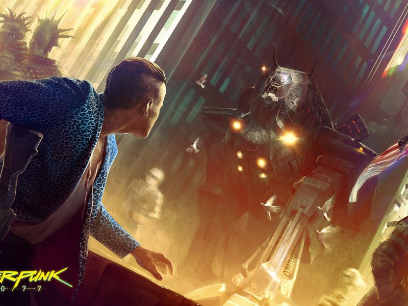 Cyberpunk 2077 sarà giocabile all''E3 di Los Angeles?