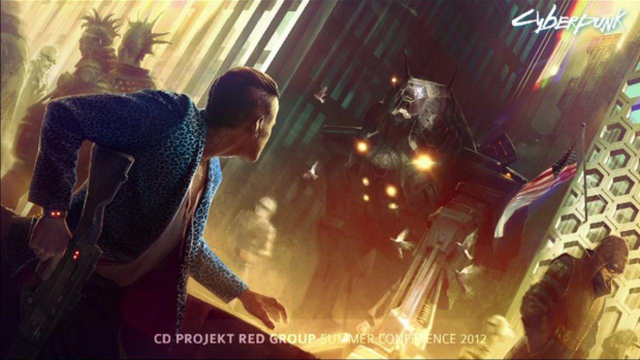 Cyberpunk 2077: lo sviluppo procede ma The Witcher 3 ha la priorità