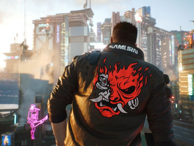 Cyberpunk 2077: a copy for PS4 stolen, the gameplay video circulates on the net