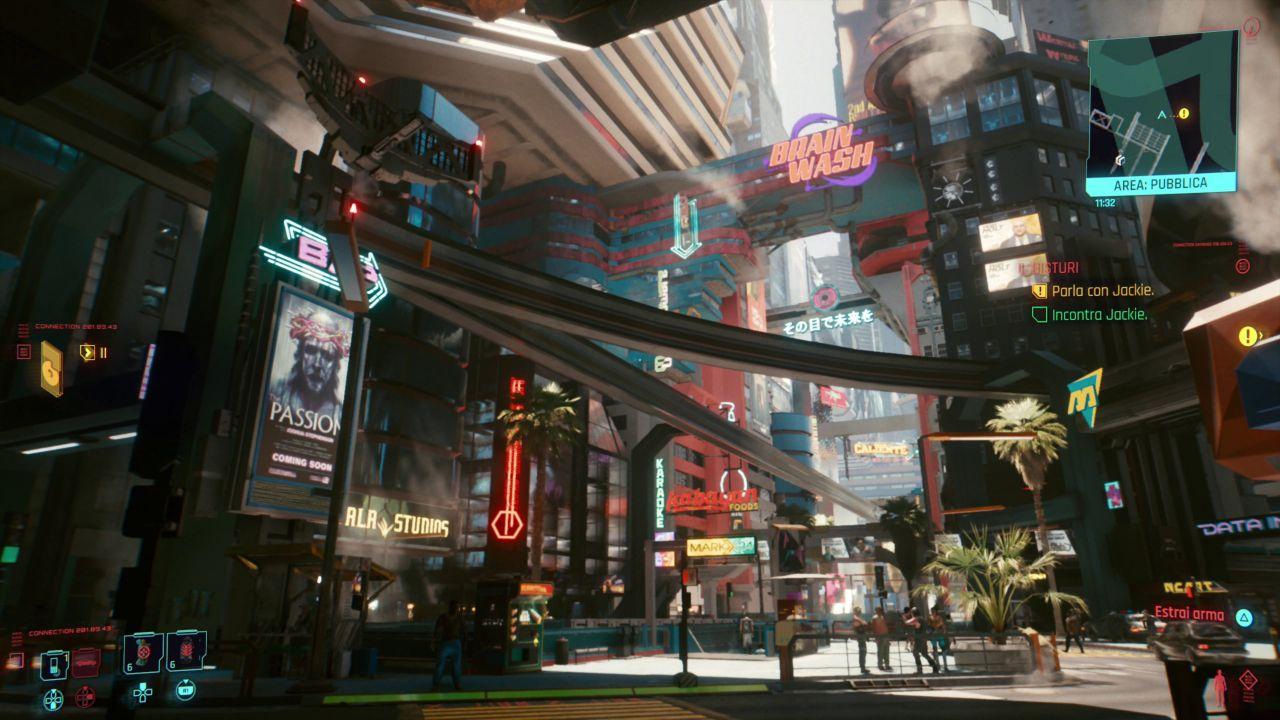 Cyberpunk 2077 in VR? Ci pensano una Mod...e una sedia apposita!