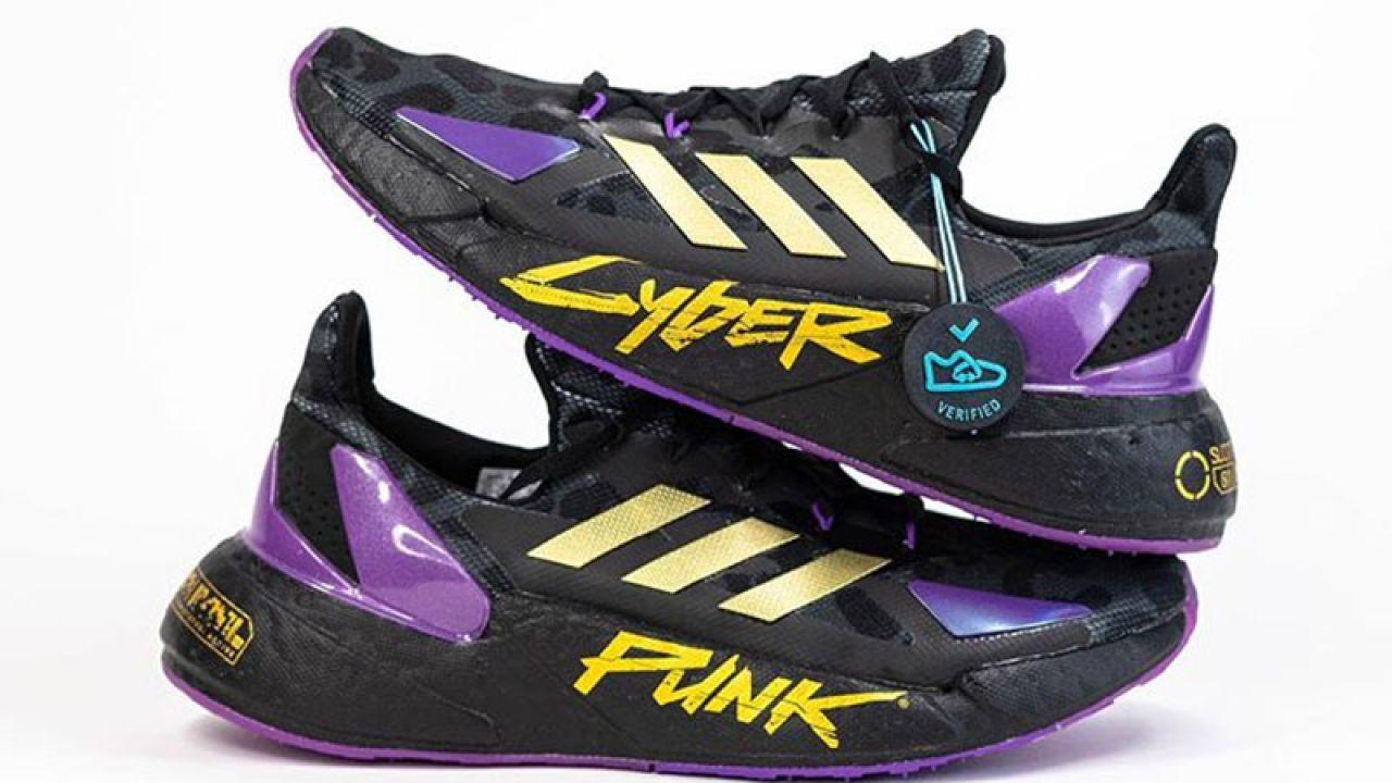 Cyberpunk 2077 x Adidas: un leak svela le nuove scarpe dedicate al gioco!