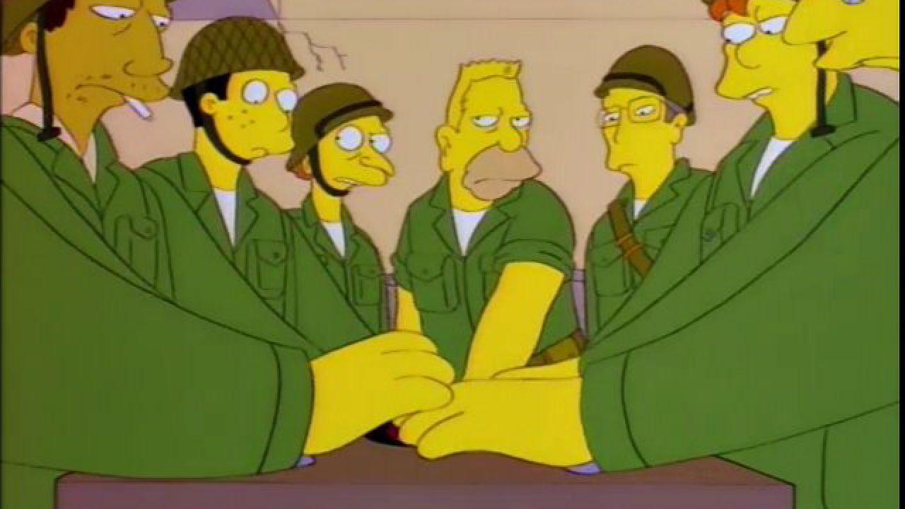 Da 5 Bloods: i Simpson avevano predetto anche il nuovo film di Spike Lee