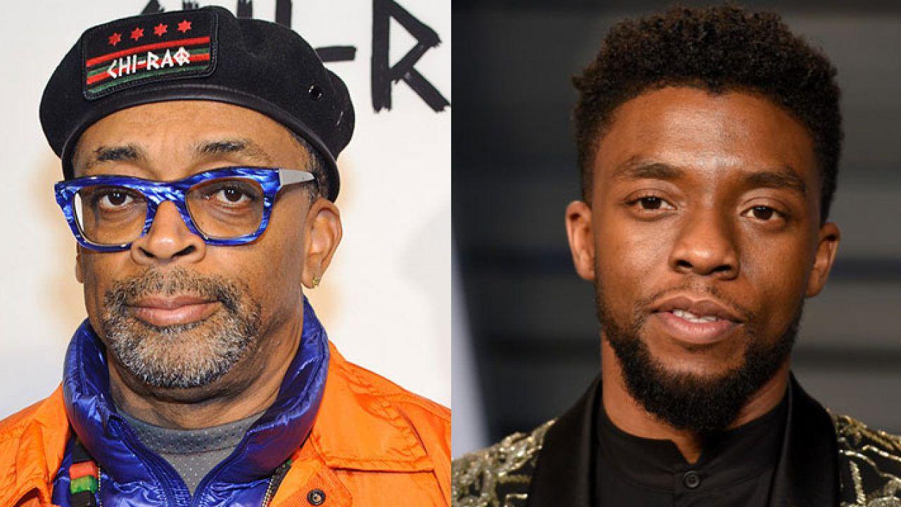 Da 5 Bloods, Spike Lee su Chadwick Boseman: 'Non ho mai immaginato che avesse il cancro'