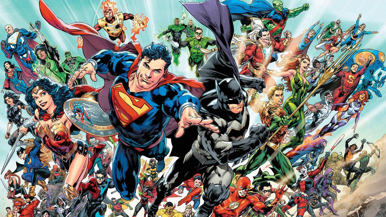 Da Batman a Wonder Woman: DC Comics presenta 11 nuove serie in arrivo nel 2021