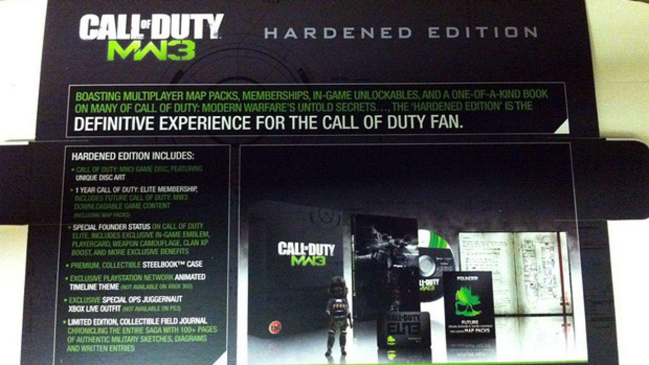 Da domani disponibile la demo di Call of Duty: Modern Warfare 3 su Xbox Live