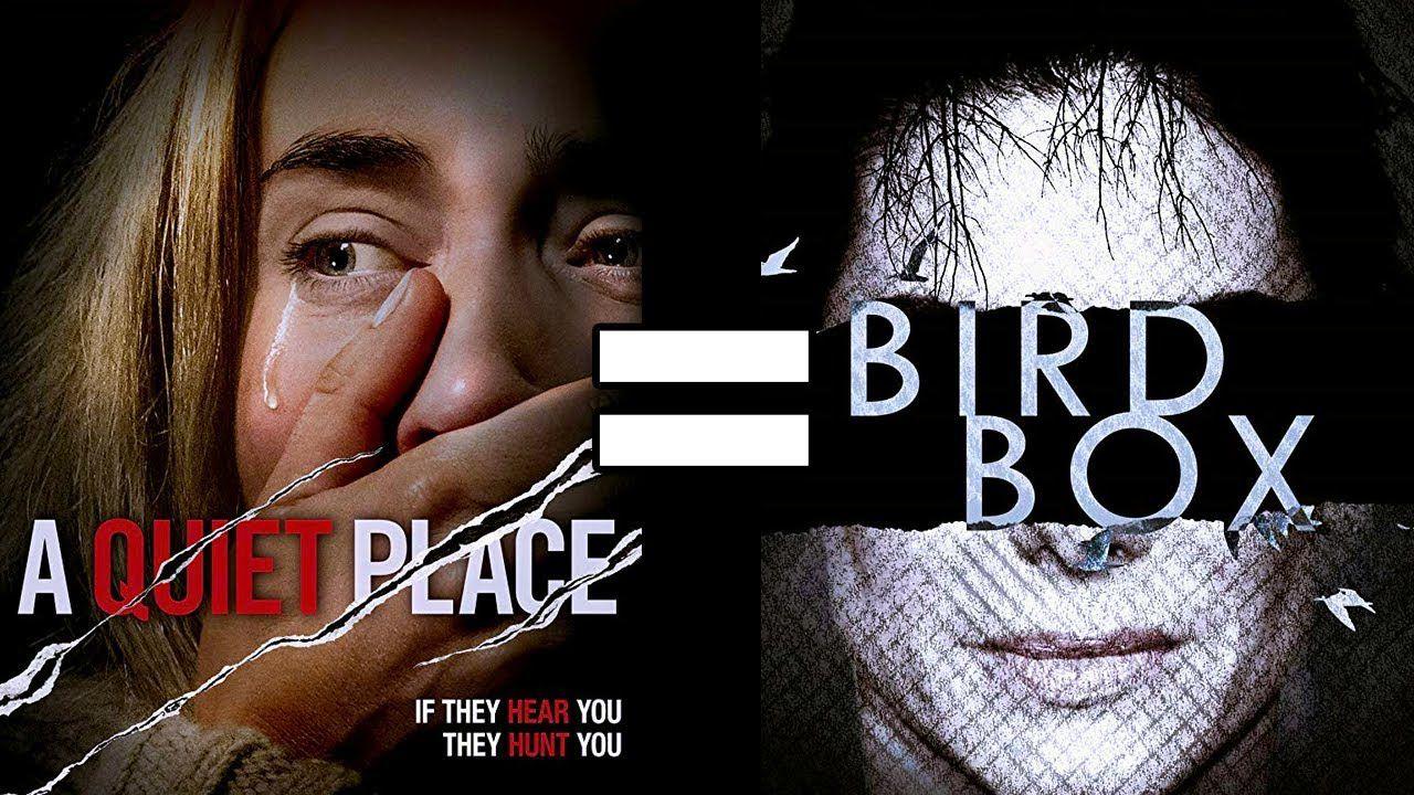 Da A Quiet Place a Bird box: ecco i più celebri 'film doppioni' del cinema