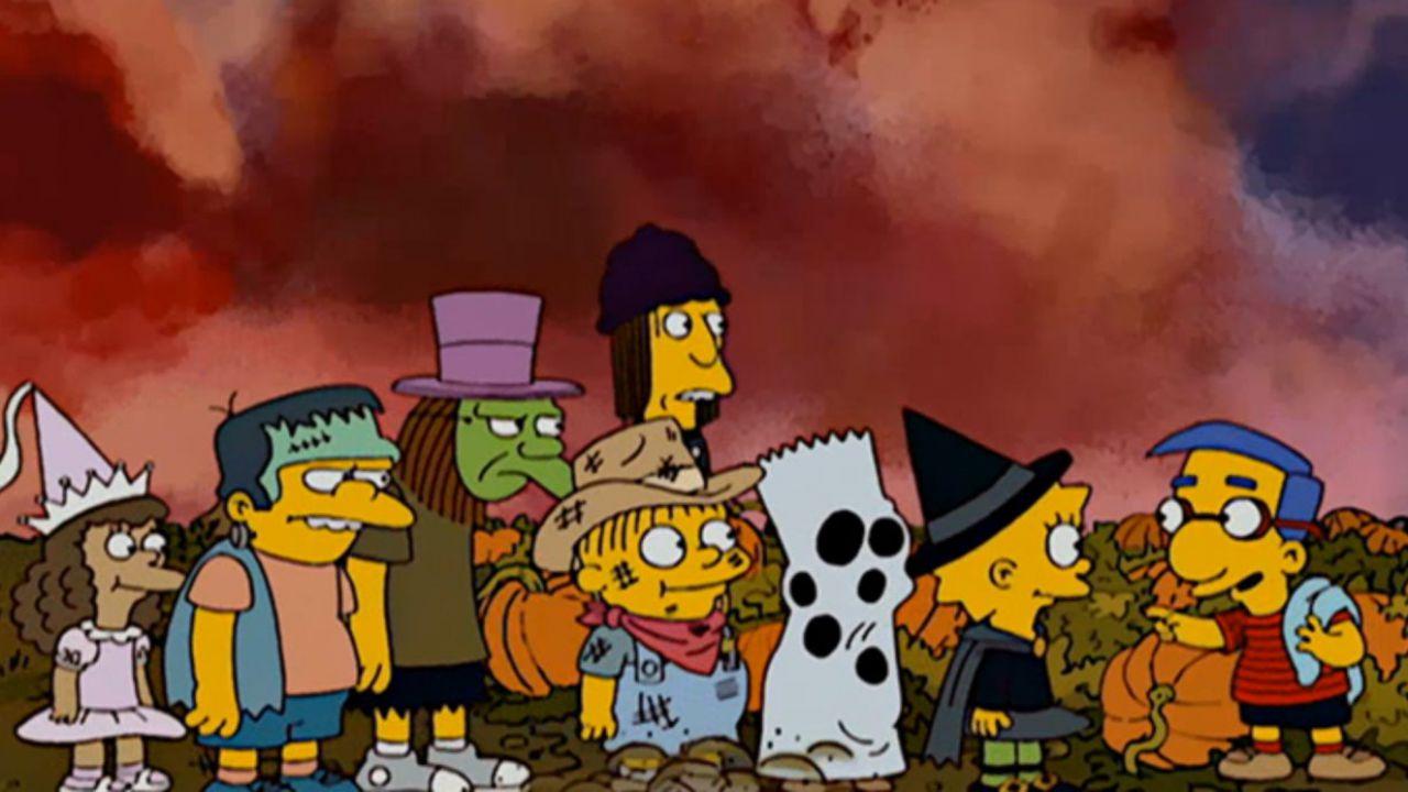 Dai Simpson ad Hannah Montana: ecco la programmazione di Disney+ per Halloween