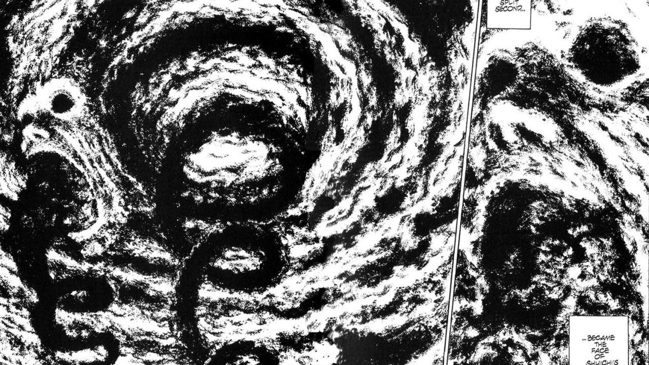 Dal manga horror Uzumaki - Spirale, capolavoro di Junji Ito, verrà tratto un romanzo