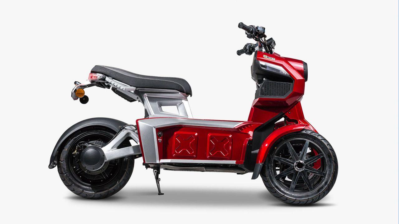 Dall'1 marzo 2019 Ecobonus attivo anche su moto e scooter: fino a 3.000 euro di sconti