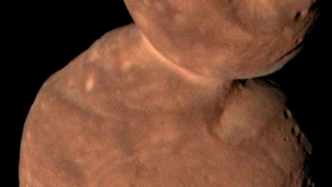 Dalla sonda New Horizons arrivano i primi segreti di Ultima Thule
