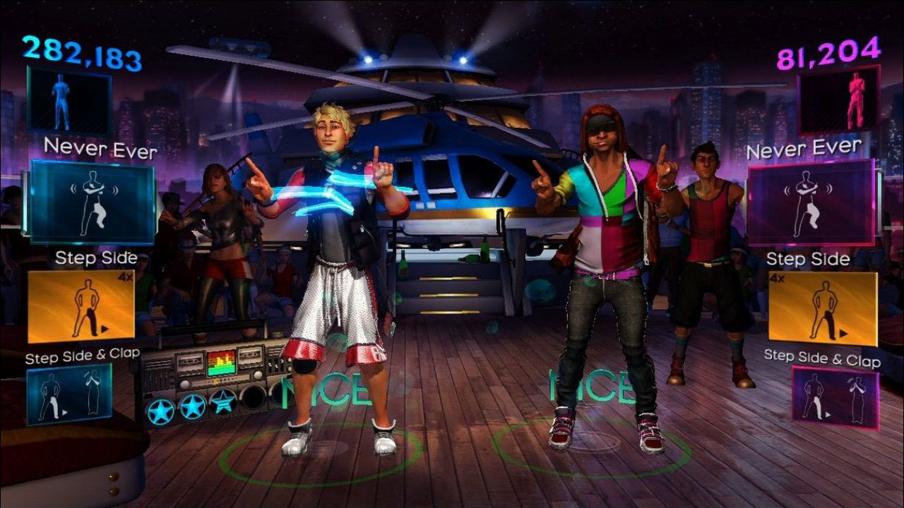 Dance Central Spotlight arriva su Xbox One come titolo digitale