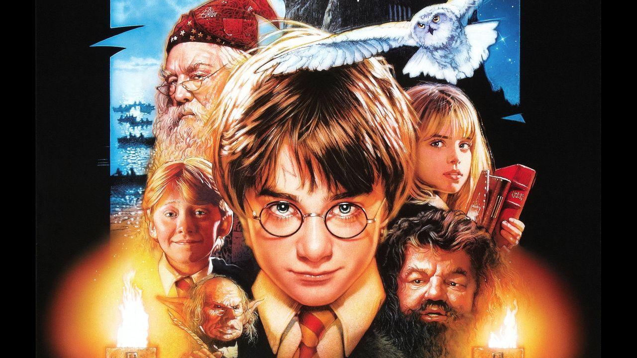 Harry nero figa
