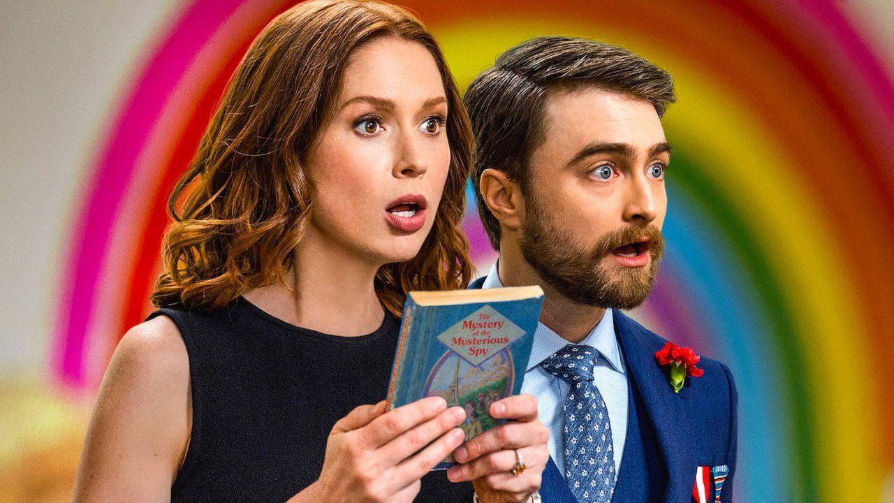 Daniel Radcliffe: 'Fate scelte assurde nello speciale di Unbreakable Kimmy Schmidt'