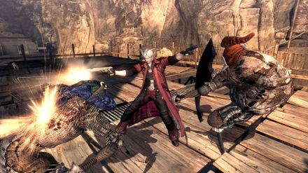 Dante in azione nel nuovo video di Devil May Cry 4 Special Edition