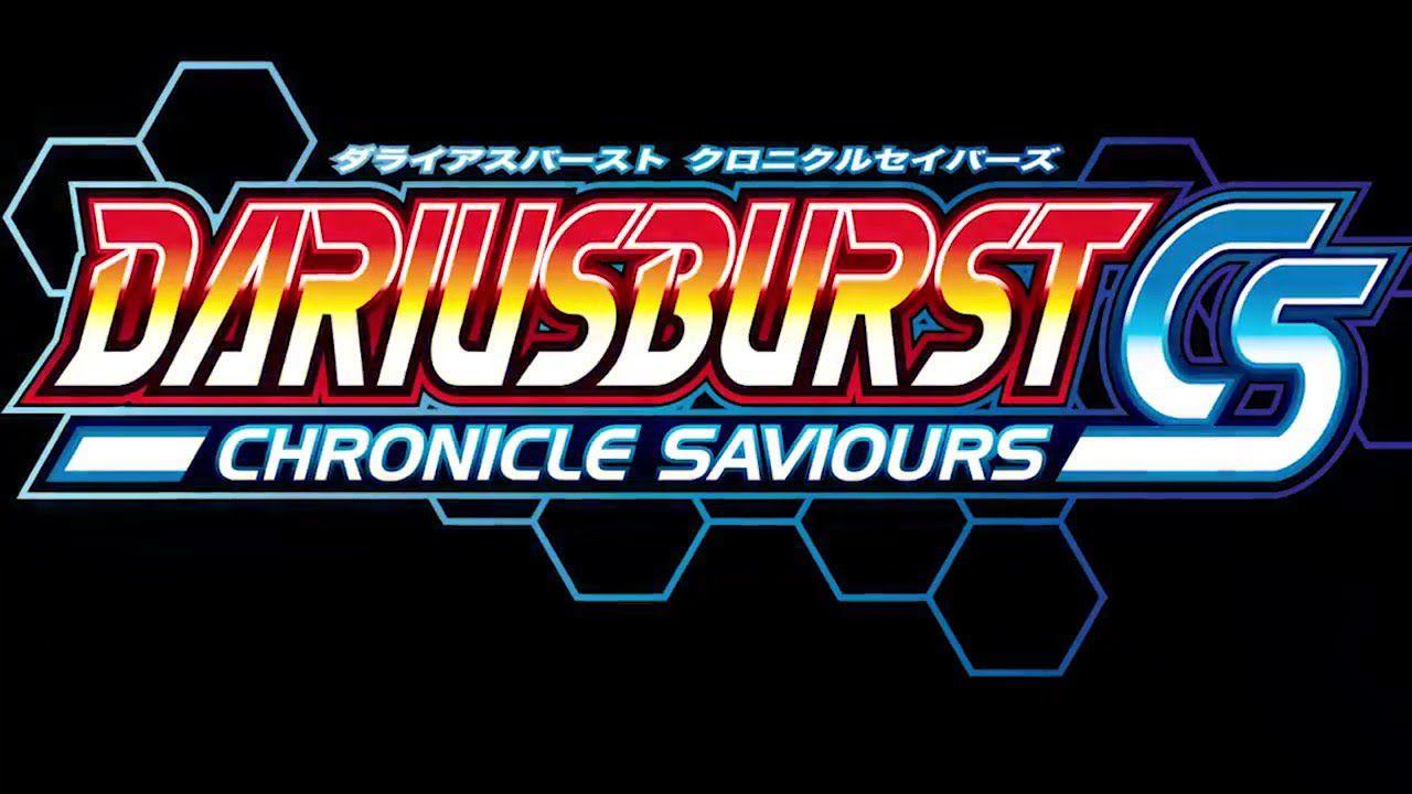 Darius Burst Chronicle Saviours: la versione retail per Vita uscirà a gennaio