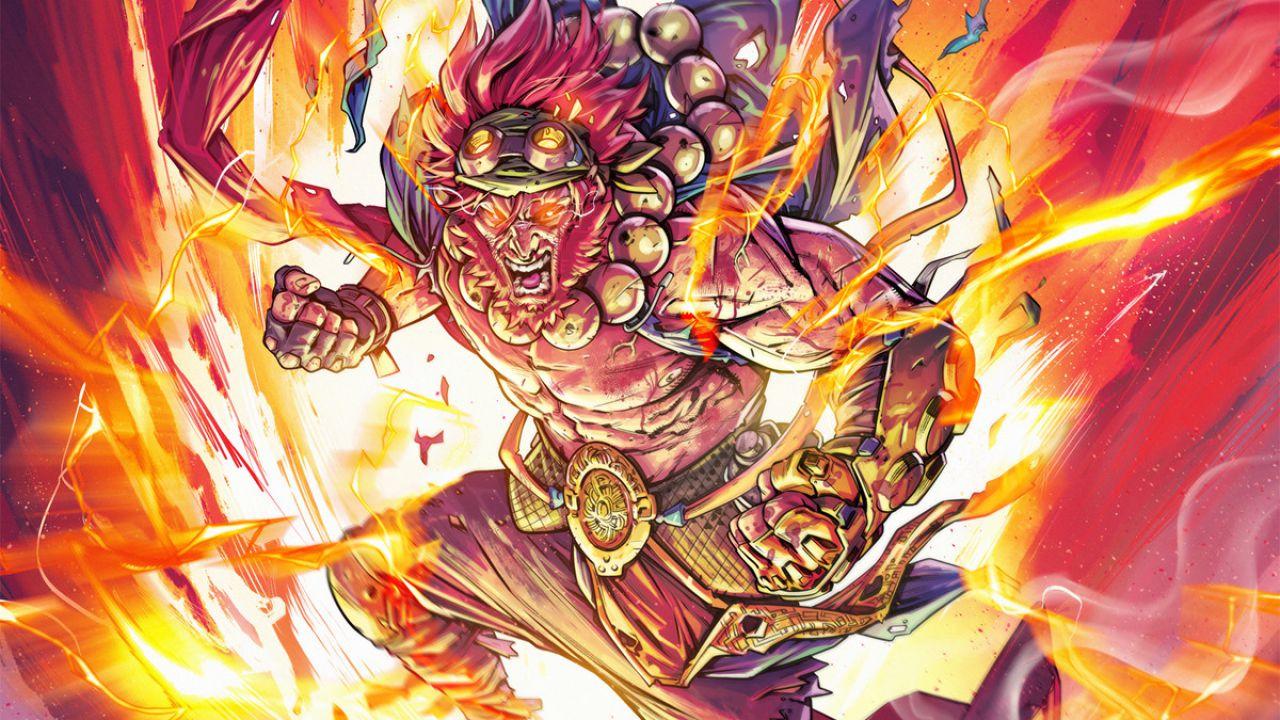 Dark Horse presenta No One Left to Fight: il nuovo fumetto ispirato a Dragon Ball