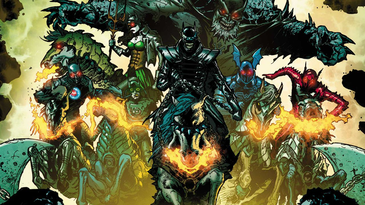 Dark Nights: Death Metal: chi è il nuovo e misterioso Omega Knight?