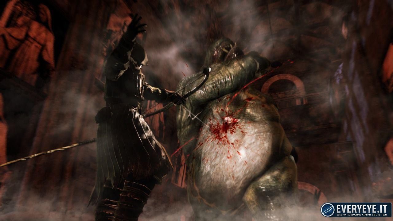 Dark Souls 2, accesso anticipato al Black Armour Weapons Pack con le edizioni limitate