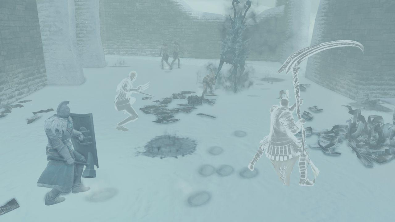 Dark Souls 2, altra prova a conferma delle versioni PlayStation 4 e Xbox One?