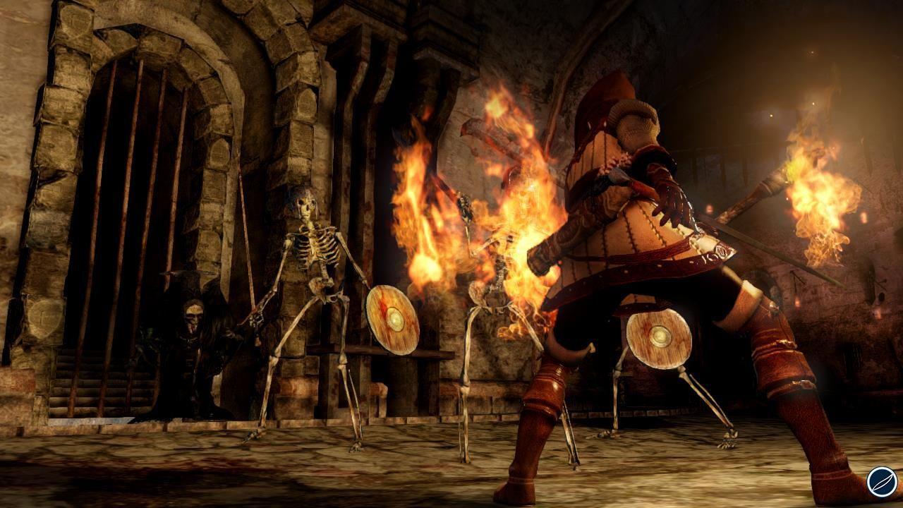 Dark Souls 2 è ambientato nello stesso universo della serie, ma in un'epoca differente