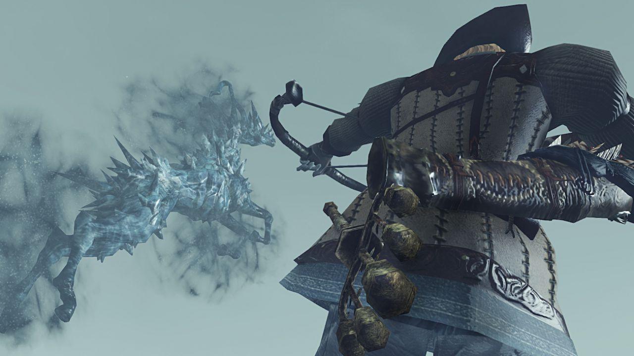 Dark Souls 2: continua la Disagio Run di Morlu Total Gaming