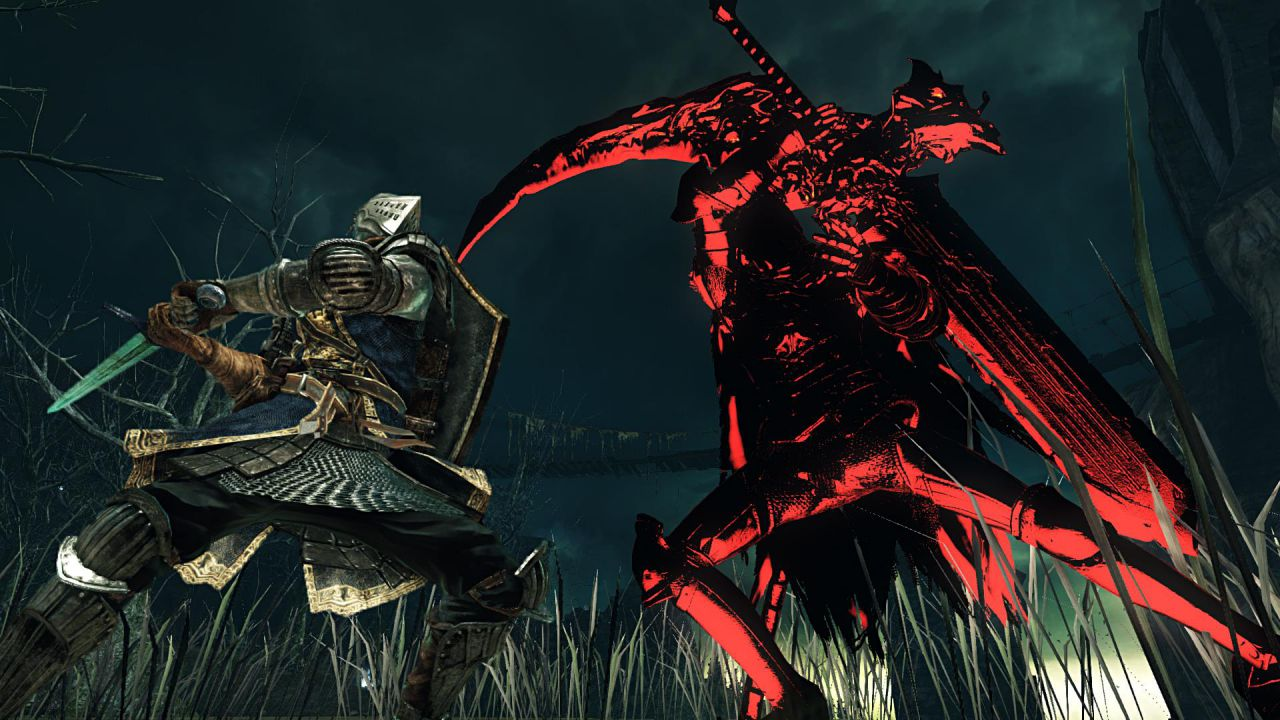 Dark Souls 2 - Crown of the Ivory King Game Night - Replica 30/09/2014