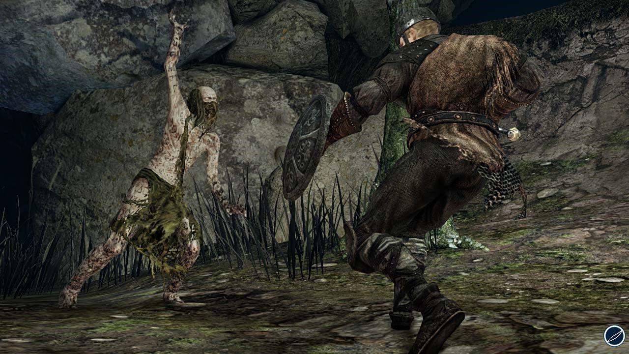Dark Souls 2 era ingiocabile prima del downgrade?