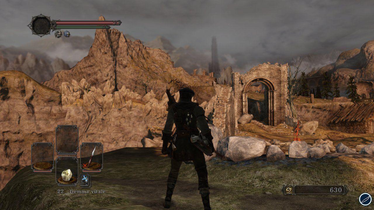 Dark Souls 2 esce su PC il 25 Aprile