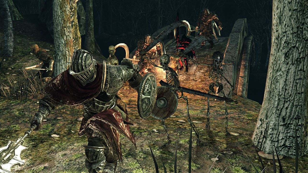 Dark Souls 2: Gameplay HD - Morlu paga sempre i suoi debiti