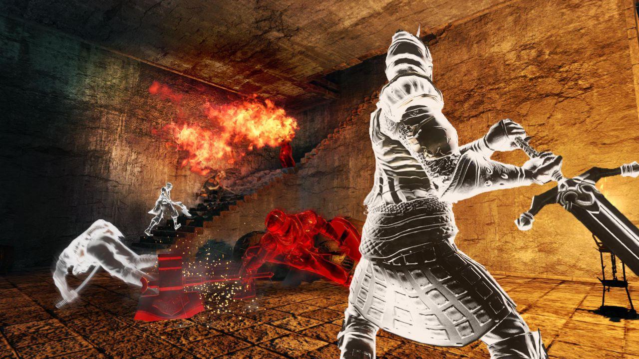Dark Souls 2 giocato e finito con la chitarra di Rock Band