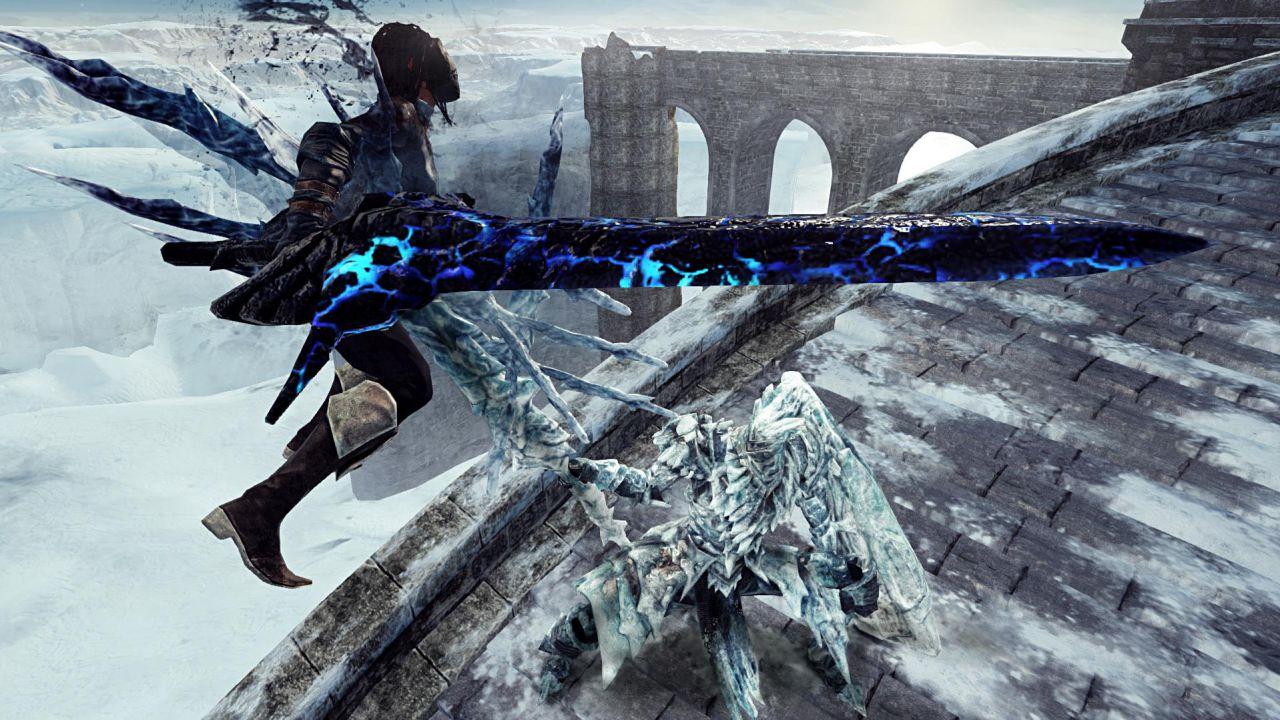 Dark Souls 2: l'ultima patch introduce un nuovo boss e un finale alternativo