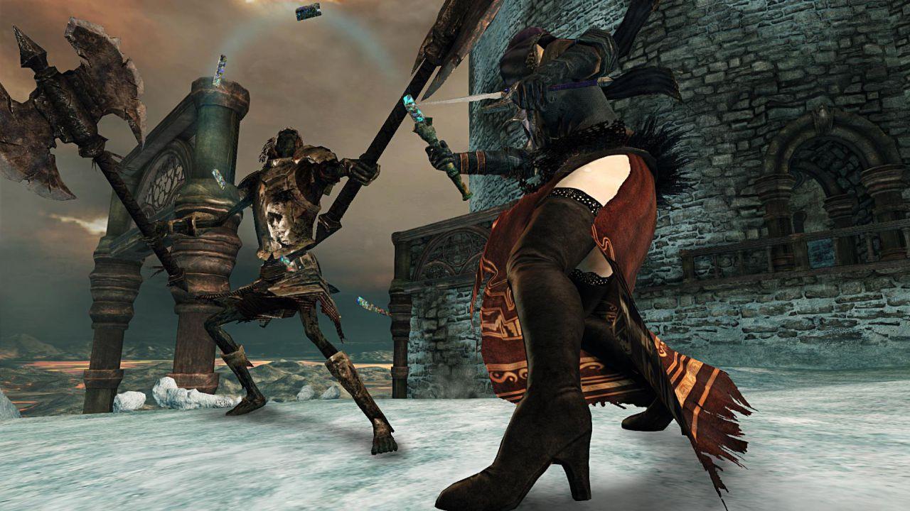 Dark Souls 2: nuova patch in arrivo