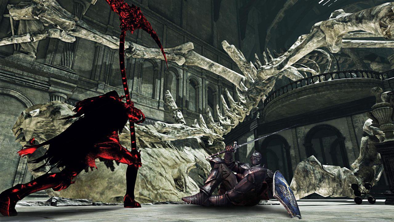 Dark Souls 2 premiato come Game of the Year ai Golden Joystick Awards