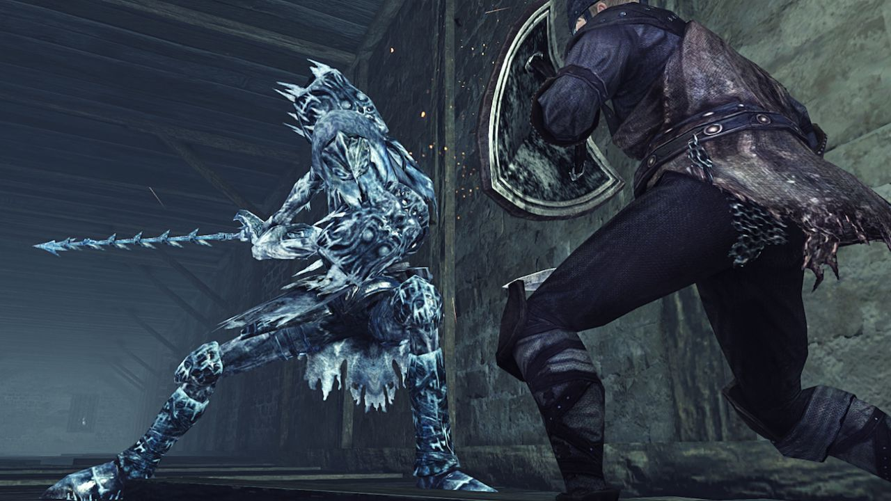 Dark Souls 2: The Crown of the Old Iron King si mostra in immagini