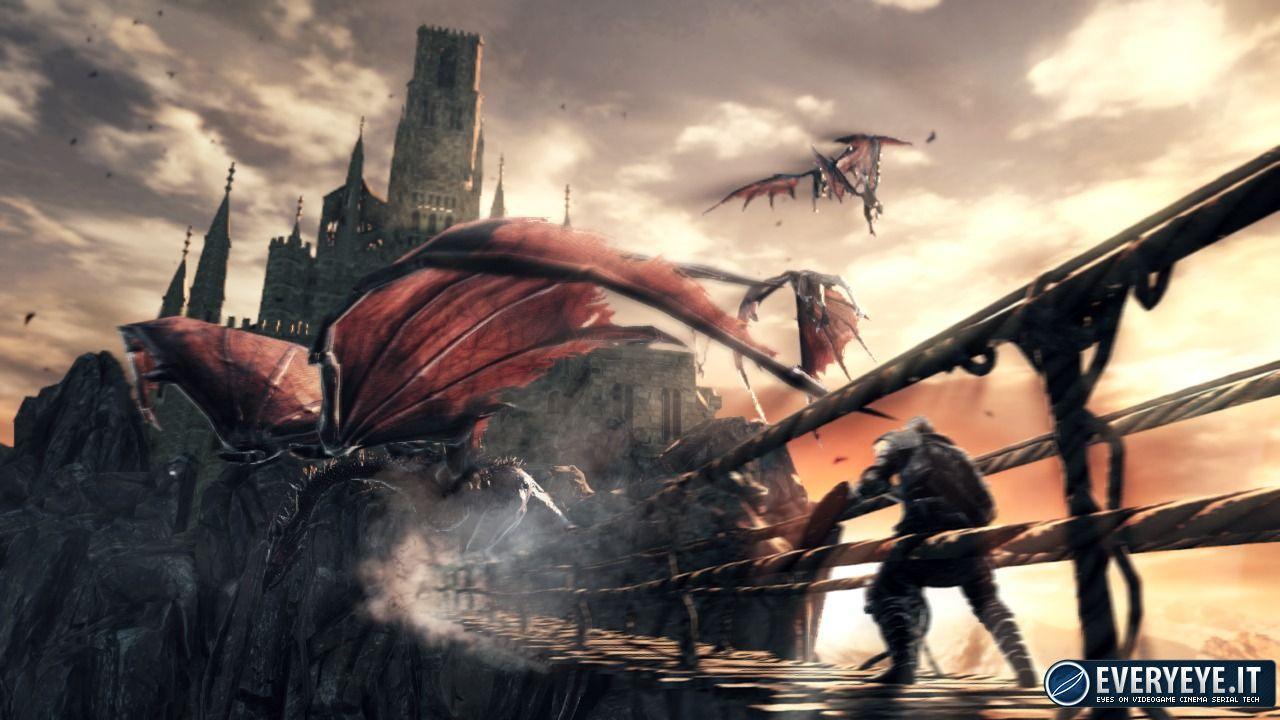Dark Souls 2, la versione PC arriverà molto presto