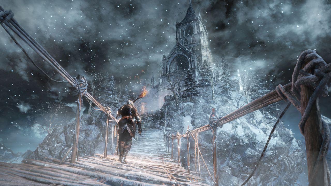 Dark Souls 3: il DLC Ashes of Ariandel durerà circa 15 ore