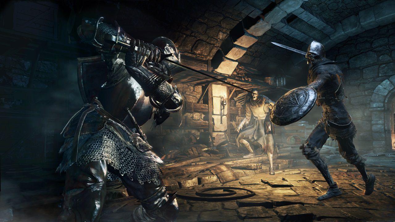 Dark Souls 3: la Great Sword of Artorias diventa realtà