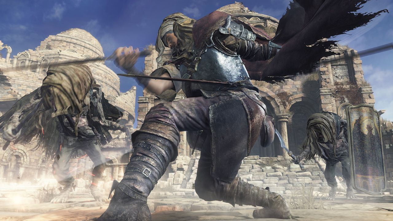 Dark Souls 3: Ottimo debutto in Giappone
