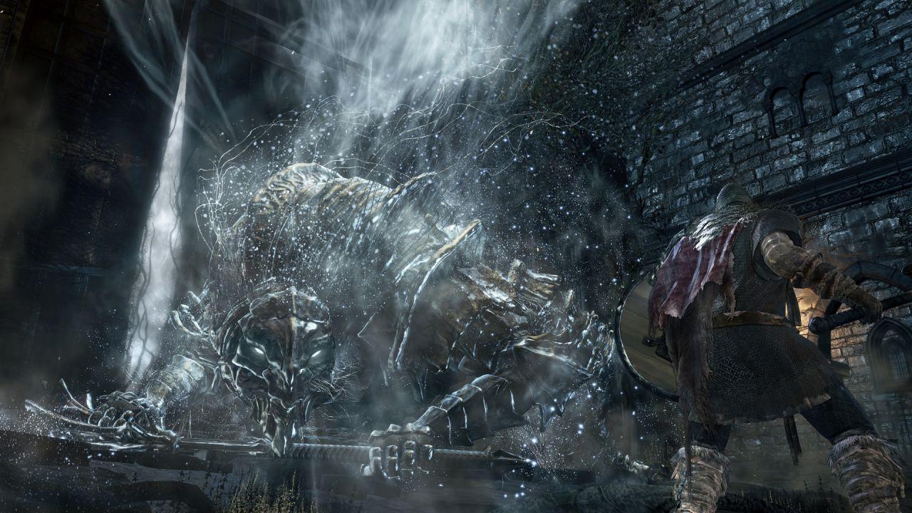 Dark Souls 3: La patch 1.07 arriva domani