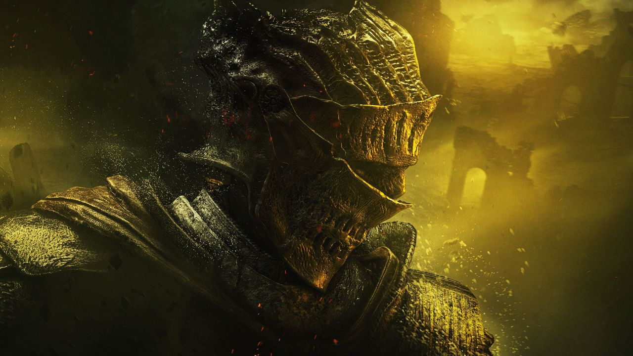 Dark Souls 3: la patch indebolisce la Spada Oscura