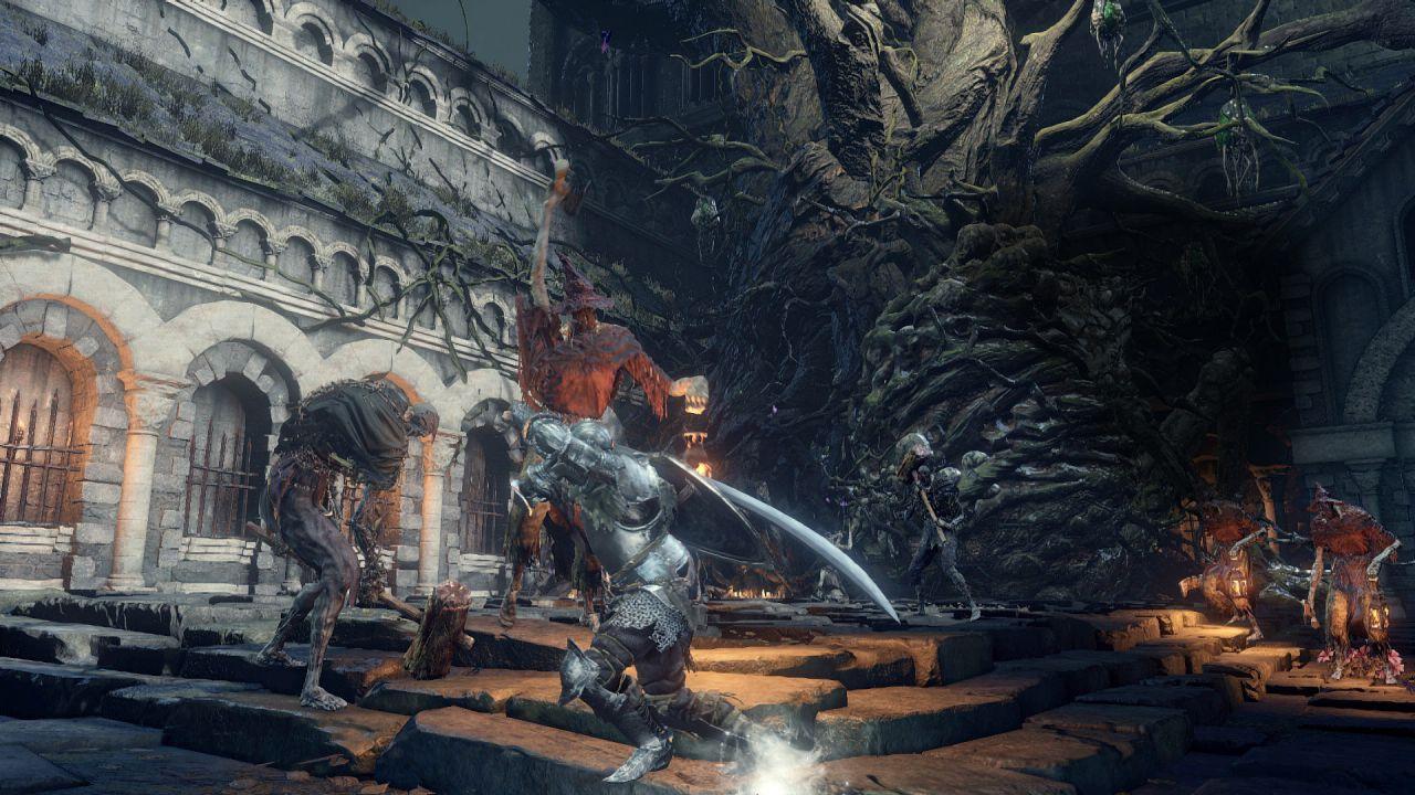 Dark Souls 3: pubblicati nuovi artwork e screenshot