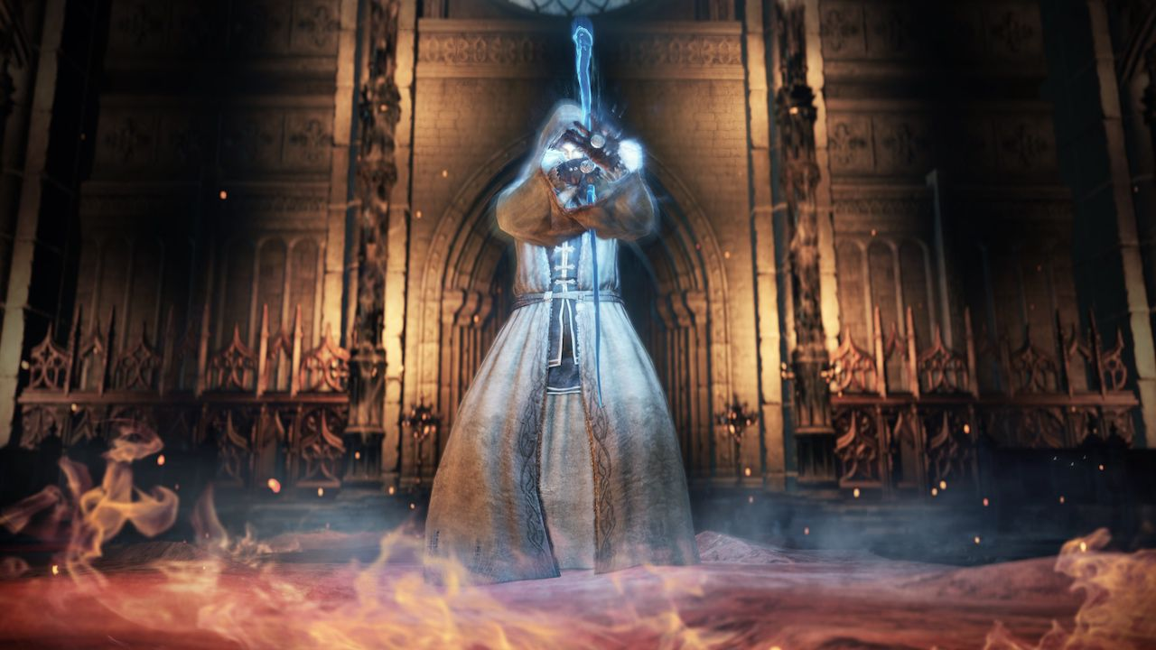 Dark Souls 3 si aggiornerà lunedì su PC