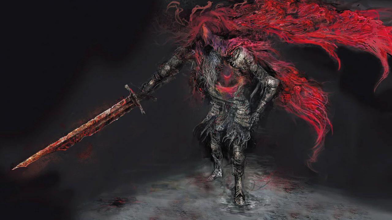 Dark Souls 3: streamer disabile batte un boss con un controller collegato alla bocca