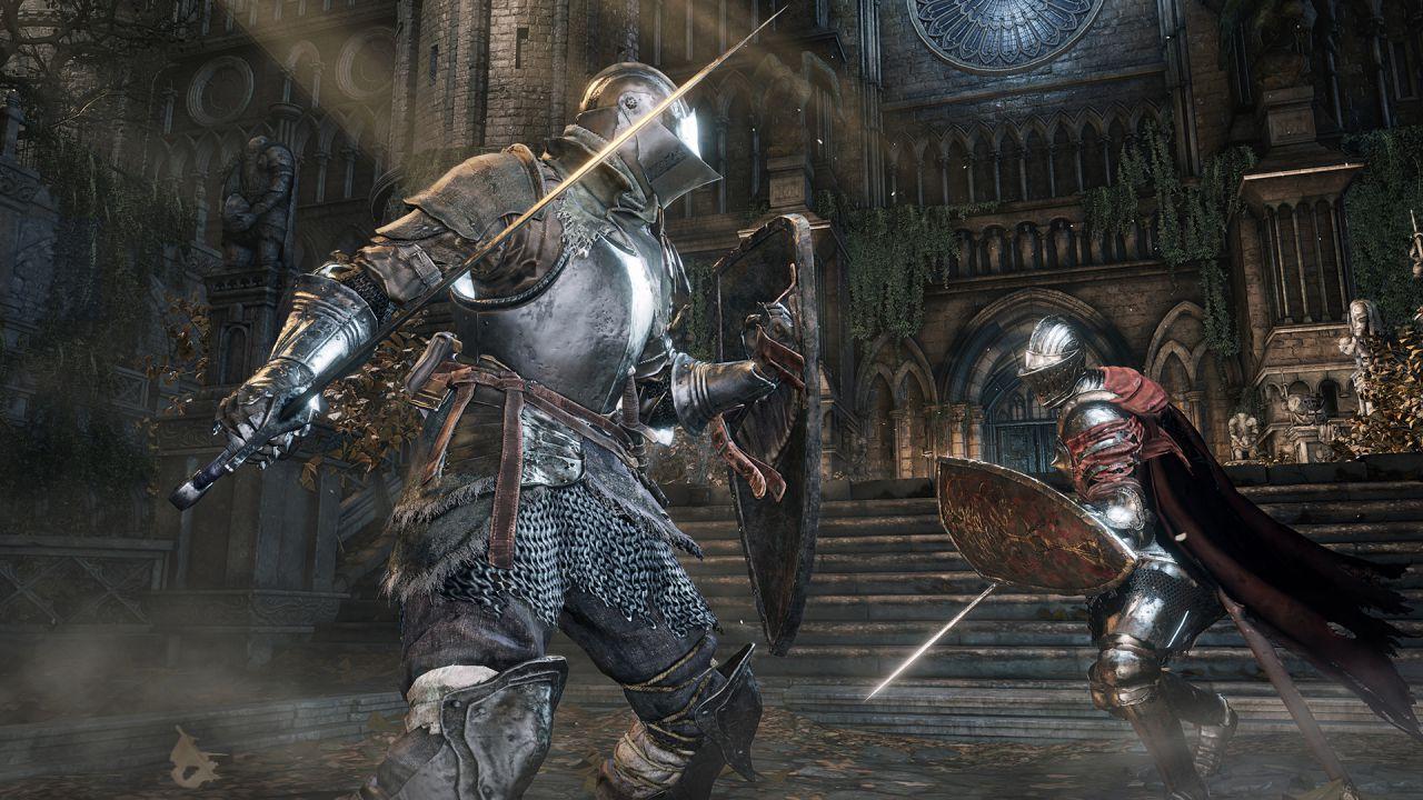 Dark Souls 3: una recente intervista a Ben Affleck utilizzata per pubblicizzare il gioco