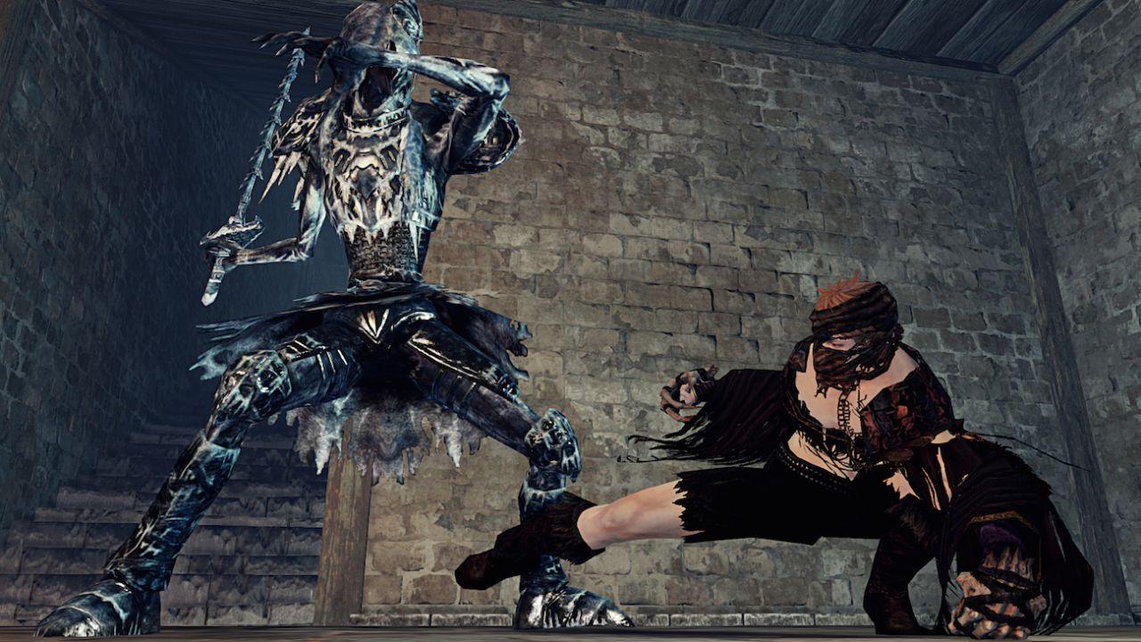 Dark Souls II: disponibile il DLC Crown of the Sunken King